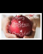 Onlinegutschein Merry Christmas
