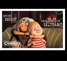 Onlinegutschein Die Addams Family
