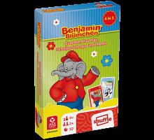Benjamin Blümchen - Kartenspiel