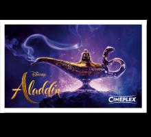 Onlinegutschein Aladdin