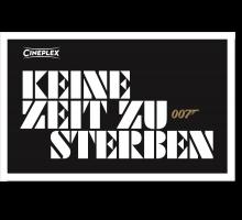 Onlinegutschein James Bond 007: Keine Zeit zu sterben