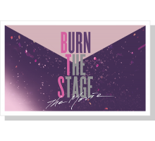 Onlinegutschein Burn the Stage