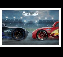 Onlinegutschein Cars3: Evolution
