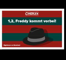 Onlinegutschein Freddy Krueger