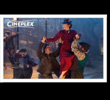 Onlinegutschein Mary Poppins' Rückkehr