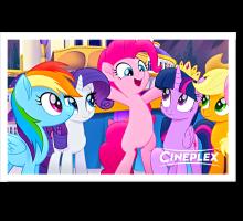 Onlinegutschein My little Pony