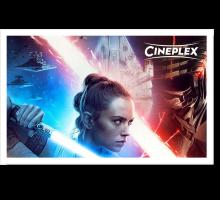 Onlinegutschein Star Wars - Der Aufstieg Skywalkers