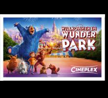 Onlinegutschein Willkommen im Wunder Park
