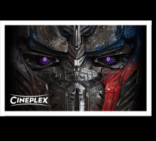 Onlinegutschein Transformers