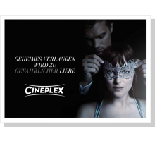 Onlinegutschein Fifty Shades of Grey 2