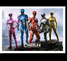 Onlinegutschein Power Rangers