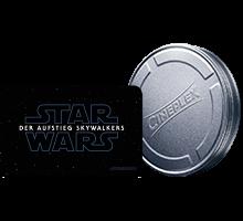 Wertgutschein Star Wars - Der Aufstieg Skywalkers